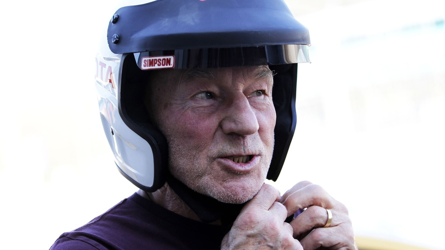 Sir Patrick Stewart To Race At Silverstone Classic This July