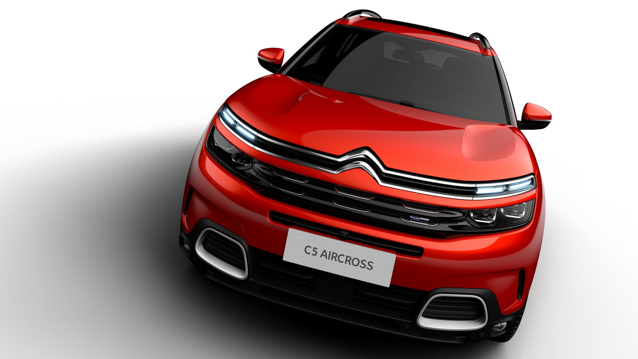 2017 citroen c5 aircross photo gallery. Black Bedroom Furniture Sets. Home Design Ideas