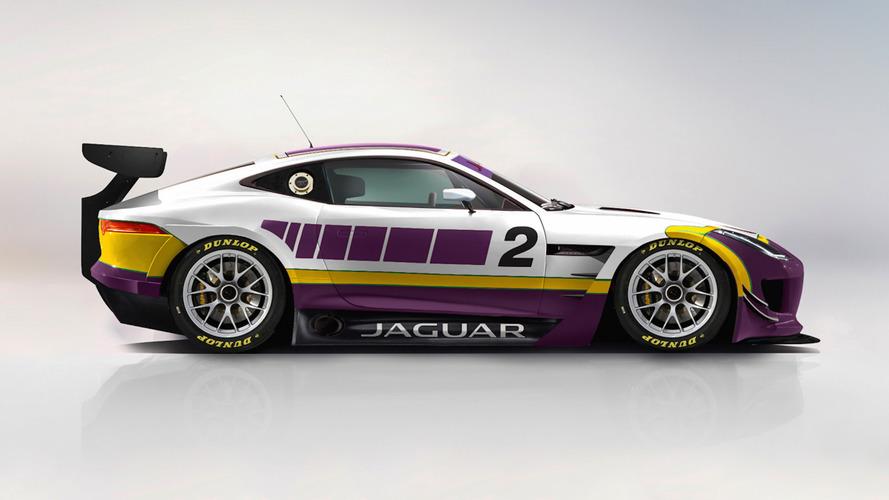 Jaguar - Une version GT4 de la F-Type dans les cartons ?