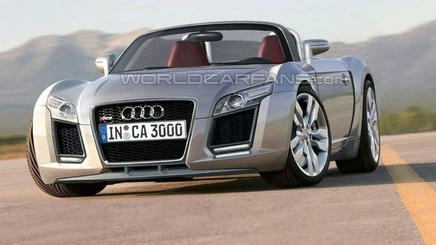 Audi TT set to be Replaced with Mid-Engined R3?