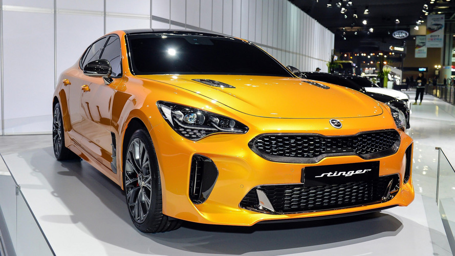 2018 kia stinger does 0 62 mph in 4 9 seconds for Kia motor company usa