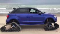 Audi A1 Chenillettes