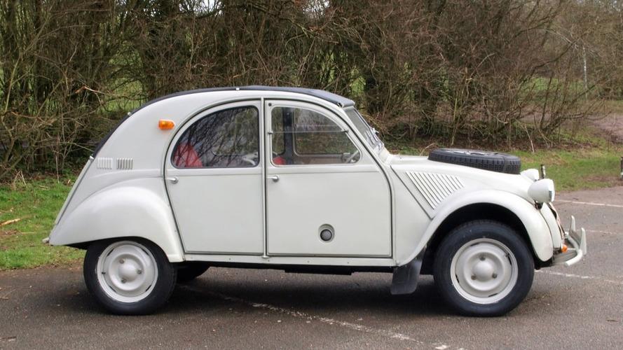 Cette Citroën 2 CV Sahara de 1965 cherche un nouveau propriétaire