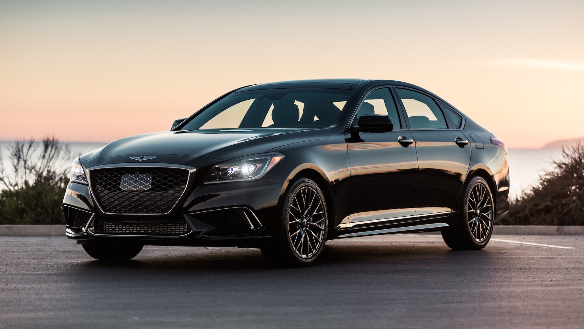 genesis g80 sport gets a 55 250 price tag