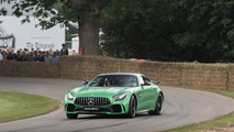 Mercedes-AMG At Goodwood Festival of Speed