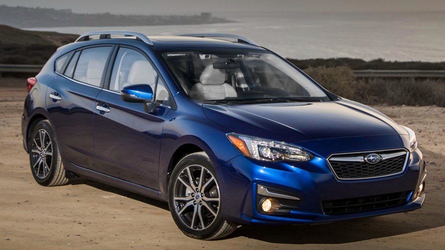 2017 - Subaru Impreza