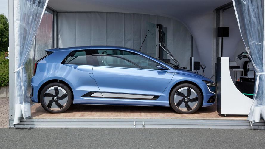 A Gen.E tanulmány lehet a következő VW Golf?