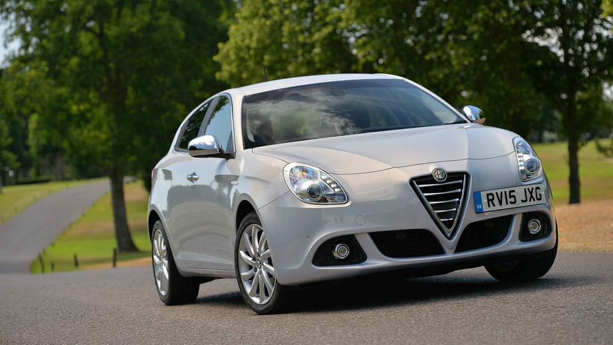2017 Alfa Romeo Giulietta Review