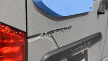 Mercedes-Benz Metris MasterSolutions Concept Van: Chicago 2017