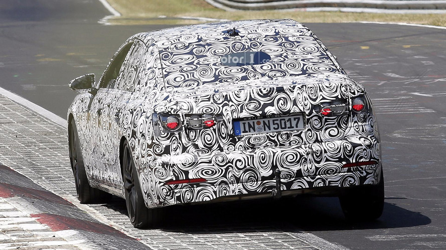 2019 Audi A6 Spy Photos Give Us A Clue About The Taillights