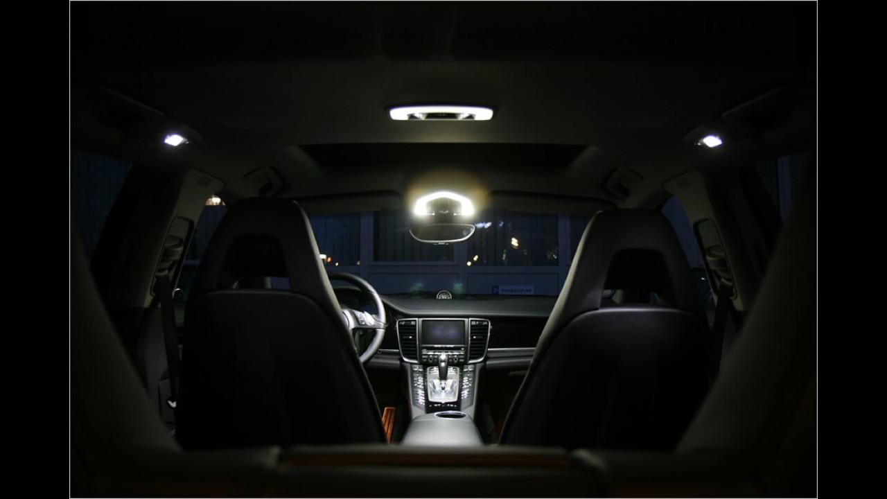 Fondorientiertes Innenraum-Licht-Paket