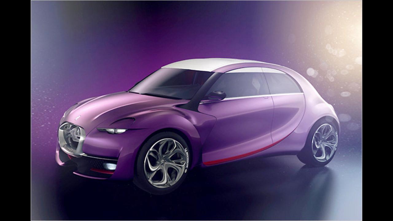 Citroën Revolte (2009)