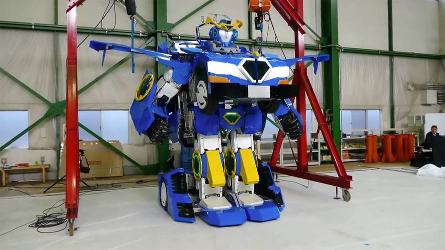Here's The Rideable Transformers Robot You've Always Wanted