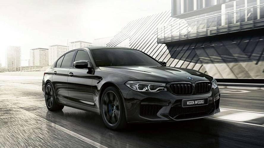 Special BMW M5, 5 Series Ready For A Mission Impossible In Japan