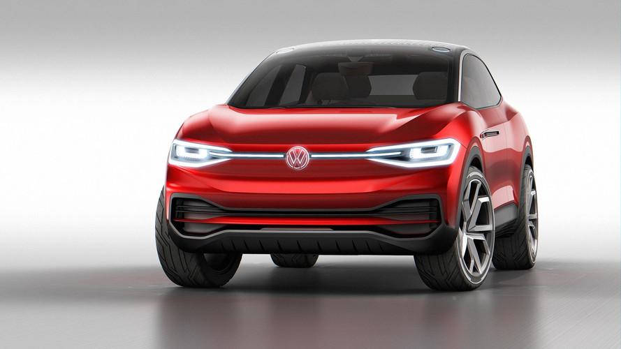 VW ID Crozz II Concept