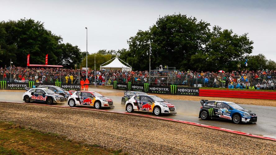 Rallycross Loheac finale