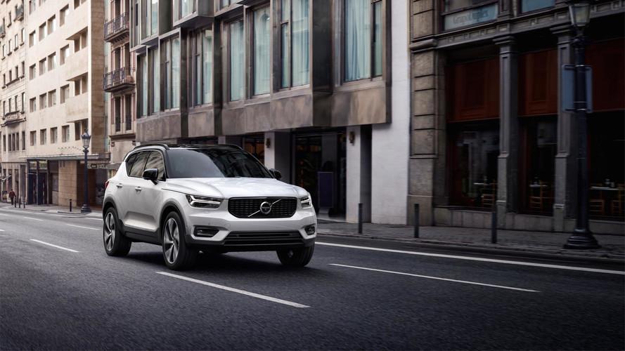 Volvo XC40 terá pré-venda em janeiro a partir de R$ 169.950