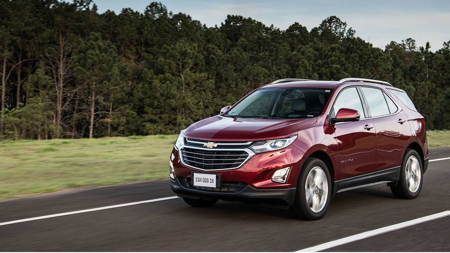 Impressões ao dirigir - Chevrolet Equinox 2018