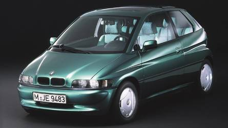 1991 BMW E1: Concept We Forgot