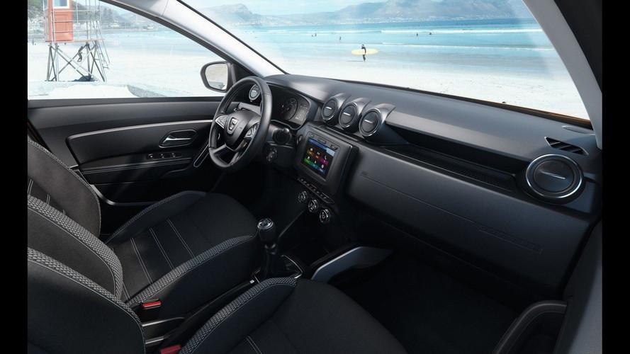 Dacia dévoile l'habitacle du nouveau Duster