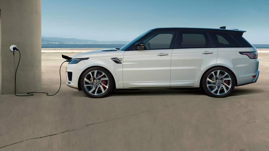 Novo Range Rover Sport agora em versão híbrida plug-in