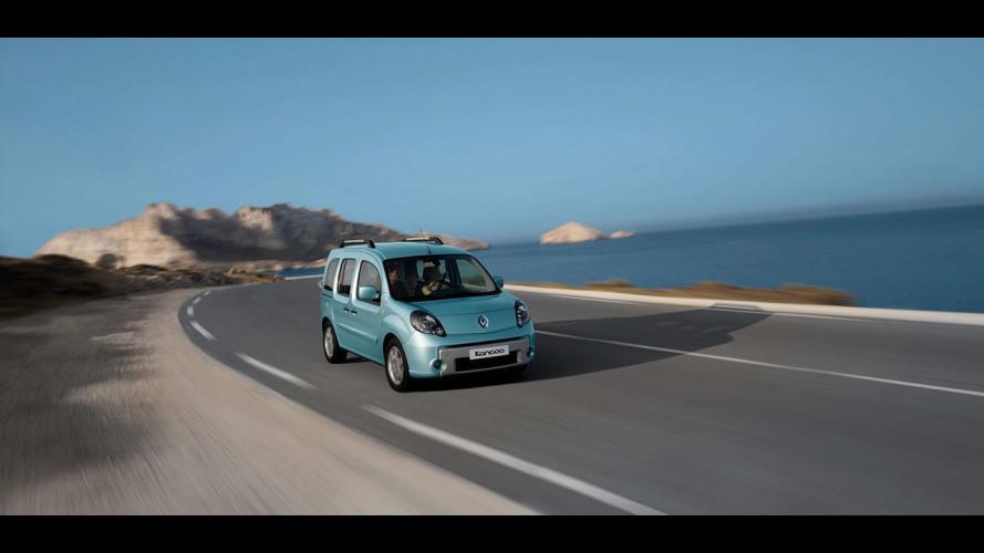 Renault Kangoo TomTom Edition