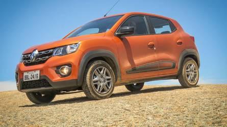 Renault faz recall de todos os Kwid vendidos desde o lançamento