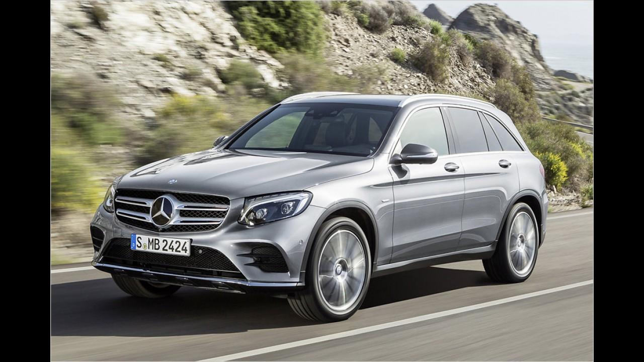 Mercedes aktuell