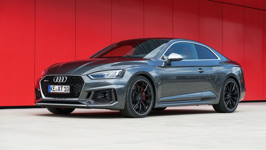 La nouvelle Audi RS 5 est sortie des ateliers ABT