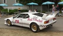 1981 IMSA GTO Champion Red Lobster M1