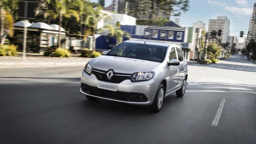 Mais vendidos na Argentina – Sandero e Duster Oroch impulsionam liderança da Renault em julho