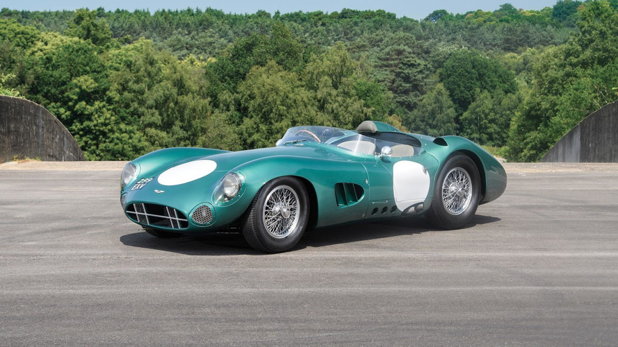 Aston Martin DBR1 en pahalı İngiliz otomobili oldu