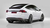 Tesla Model X by Novitec