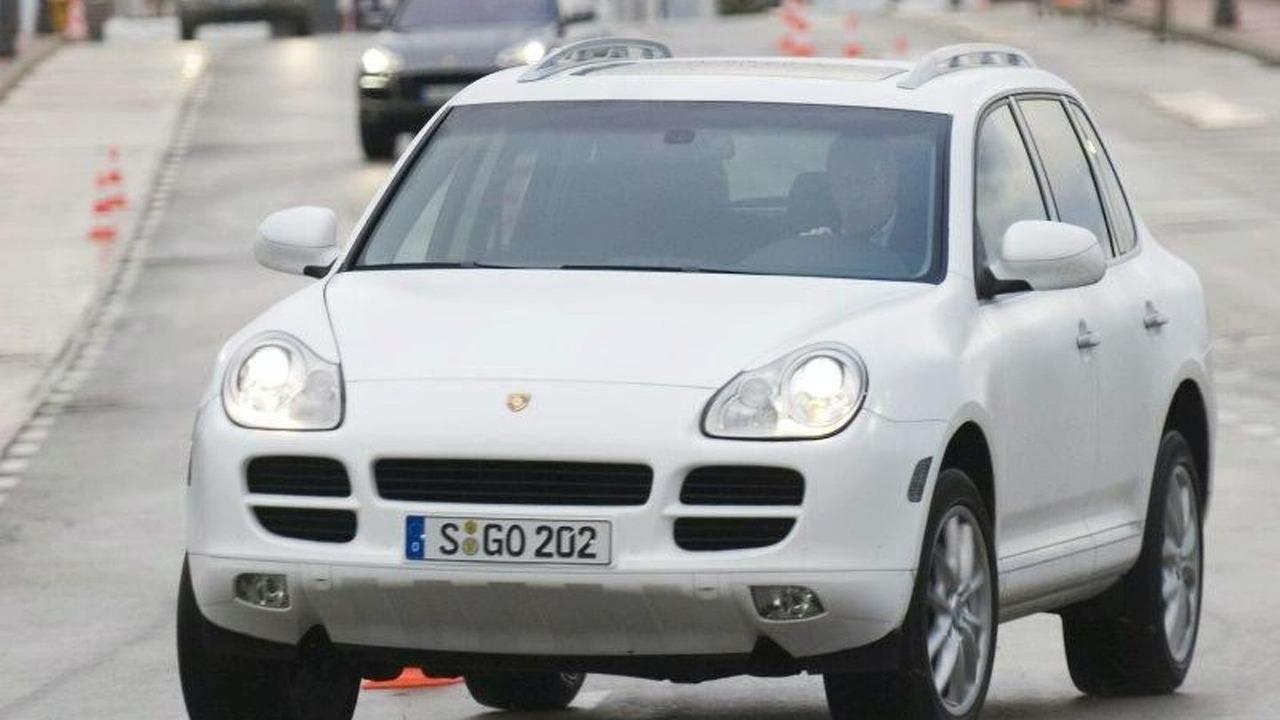 2007 Porsche Cayenne
