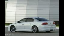 Buick Lucerne CXX Luxury Liner by Rick Bottom Custom Motor