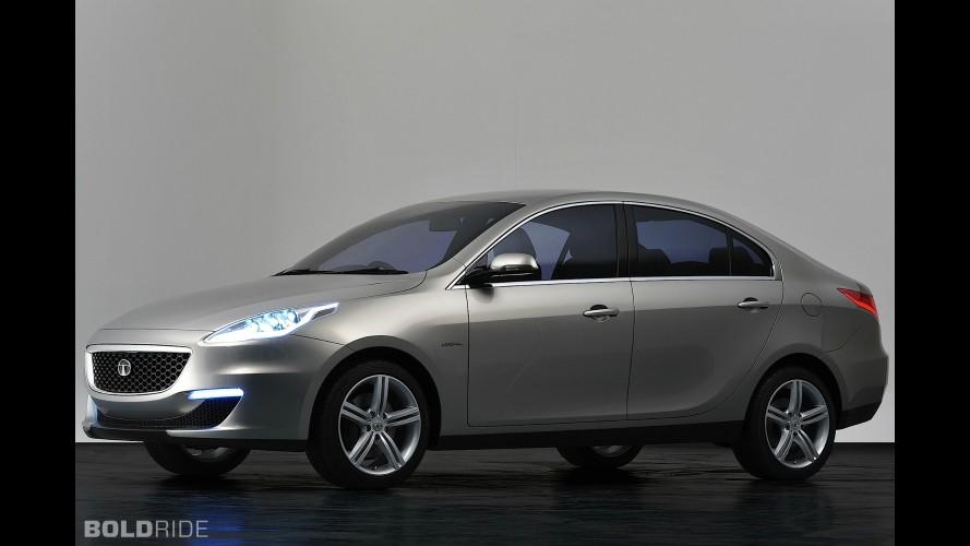 Pininfarina Tata Pr1ma