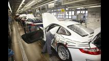 Porsche, produzione