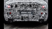 BMW M8, il prototipo