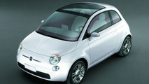 Fiat 500 Teaser Image Released