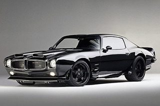 1,200HP Pontiac Firebird Heading to Auction