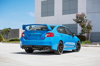 Subaru WRX and BRZ Get Limited Edition HyperBlue Treatment