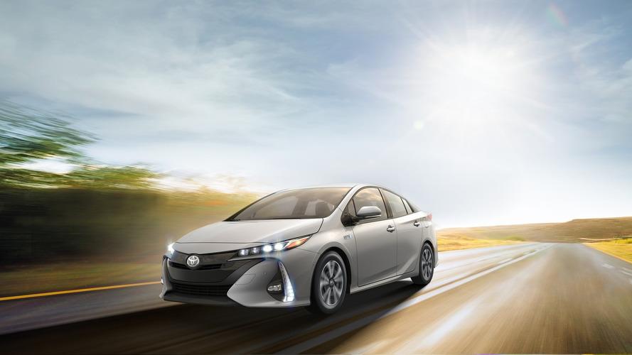 Toyota - Gros succès de la gamme hybride en Europe