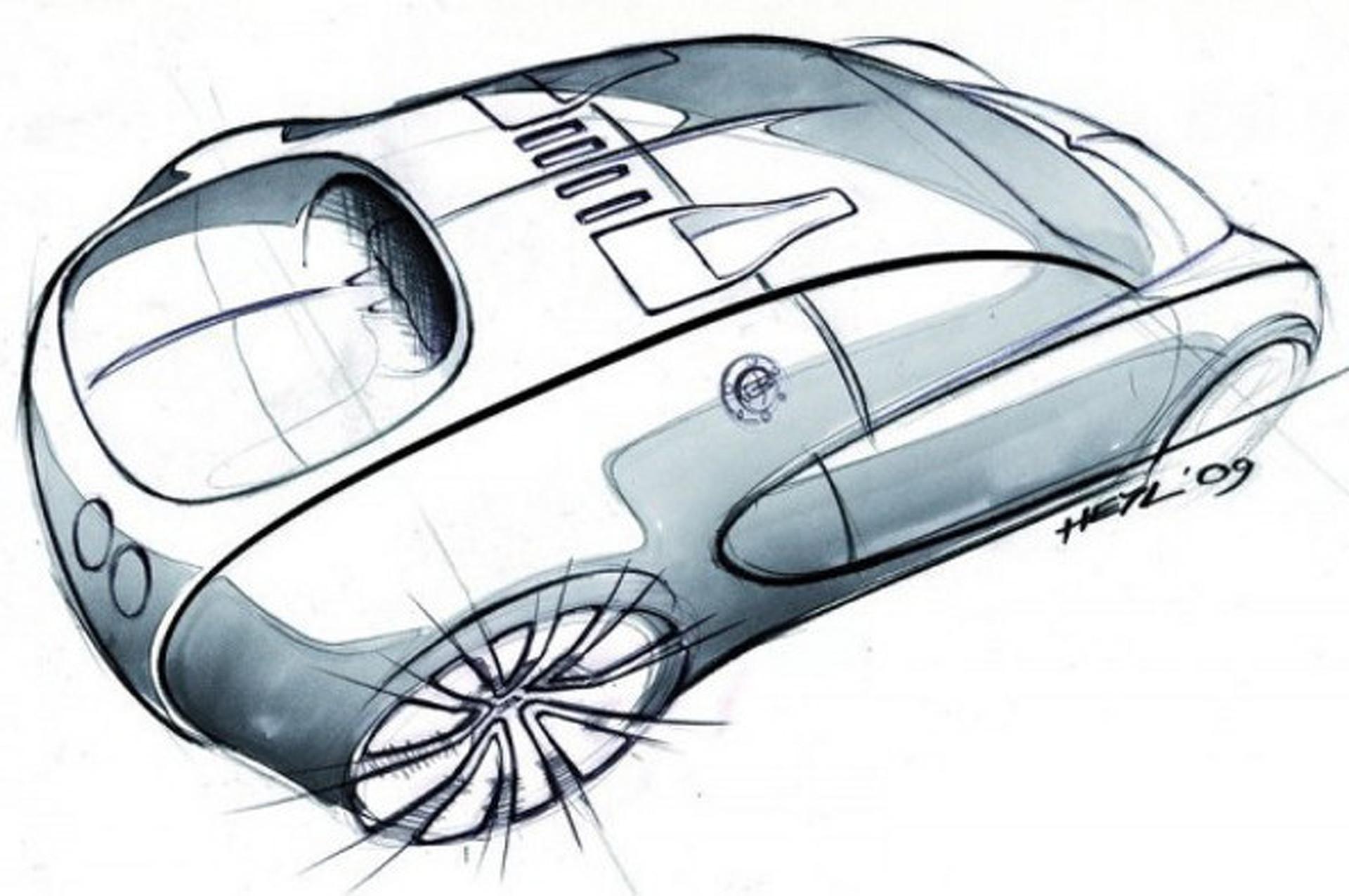 Bugatti Planning Limited-Run Super-Veyron