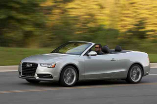 2014 Audi A5 Cabriolet: Timeless Droptop for Any Occasion
