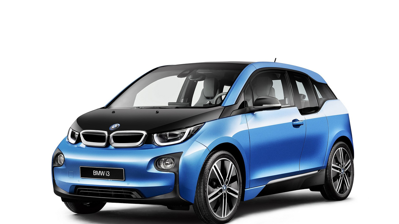 2017 BMW i3
