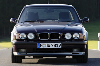 BMW M5: 30 Years and Still Kickin'