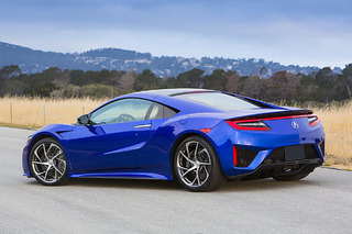 The Acura NSX Supercar Could Get Even More Mental With Rear-Wheel Drive