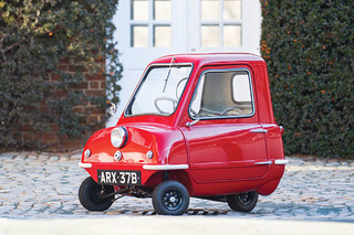 The Smallest Car in the World Isn't All that Cheap