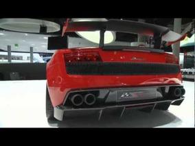 2012 Lamborghini Gallardo LP 570-4 Super Trofeo Stradale Debuts at 2011 IAA in Frankfurt