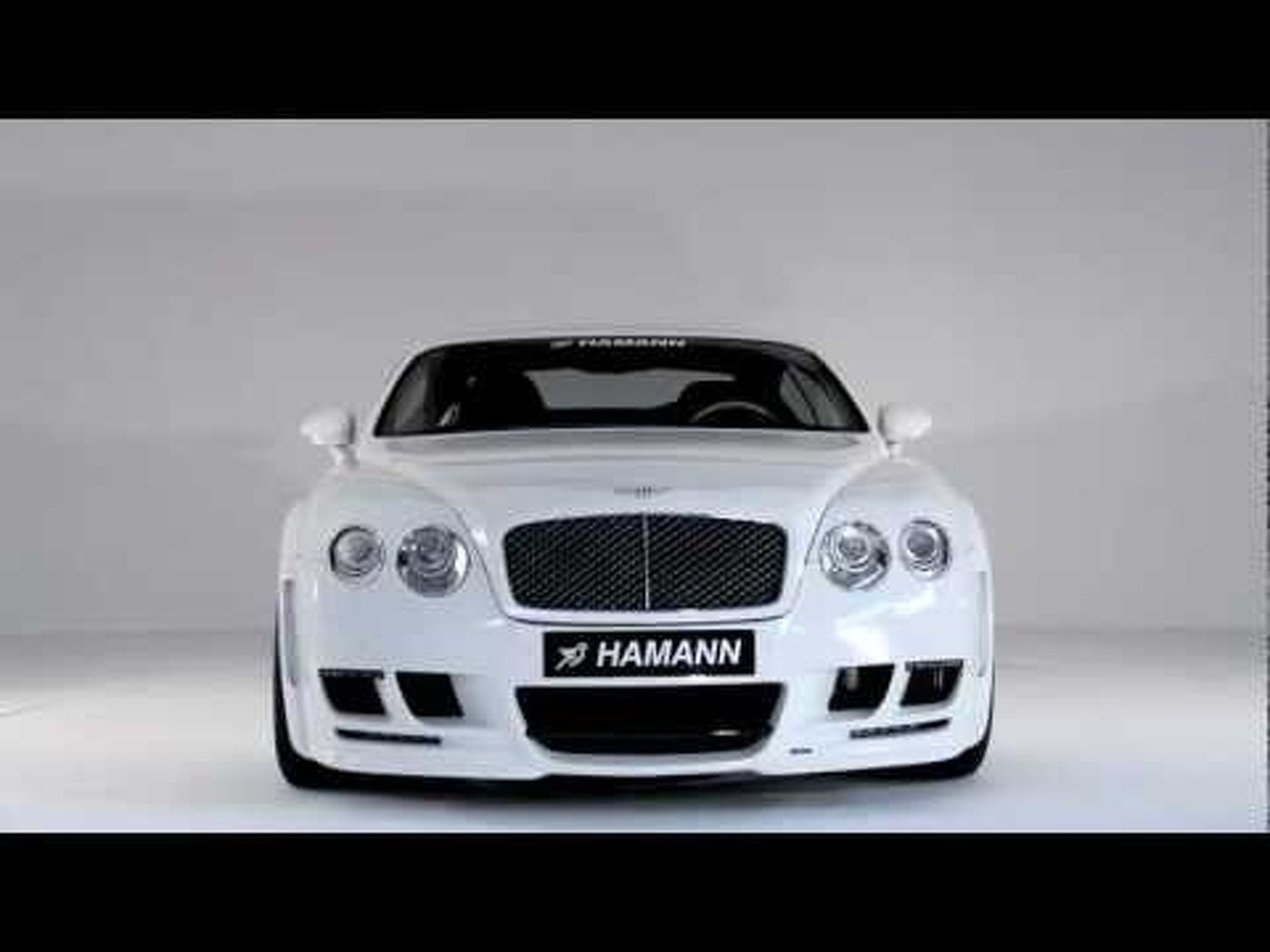 2009 Hamann Imperator Bentley Continental GT